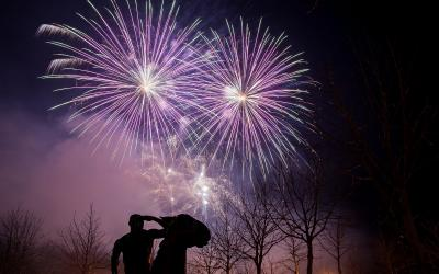 Feuerwerk fotografieren – so klappt es endlich!