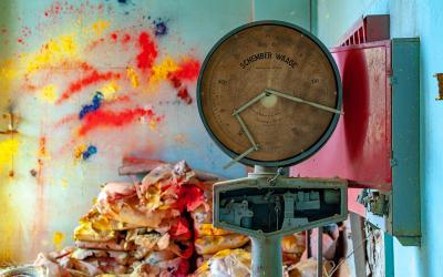 Lost Places – Wenn Müll zur Kunst wird
