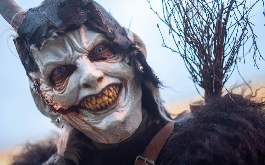 Perchtenlauf Bad Vöslau 2019 – Märchenhafter Advent