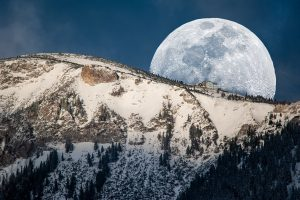 Mond fotografieren - Tips und Tricks