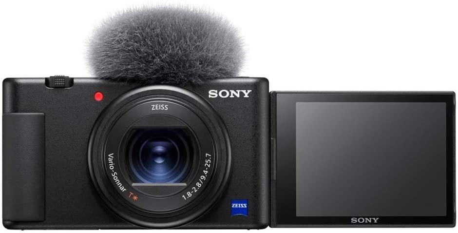 Sony ZV 1 Windfilter